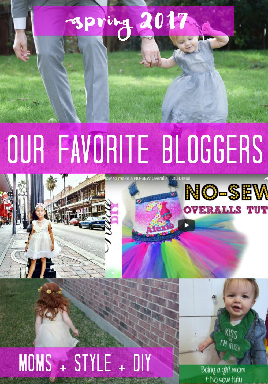 Our Favorite Spring Blog Posts! - Mom Life, Mom & Daughter