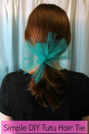 Simple Tutu Hair Tie - The Hair Bow Company dd219ae9aa7