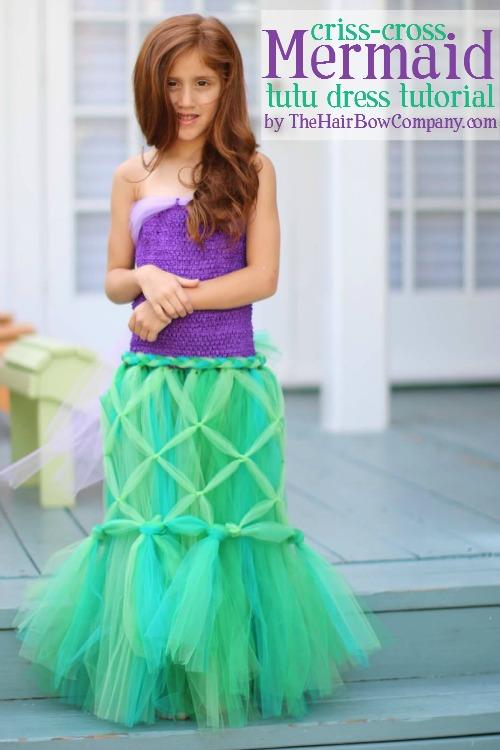 7d49757a62203 Mermaid Tutu Dress - The Hair Bow Company - Boutique Clothes & Bows