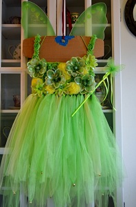 4cc1d890ad6 Amazing DIY Tinkerbell Costume - The Hair Bow Company