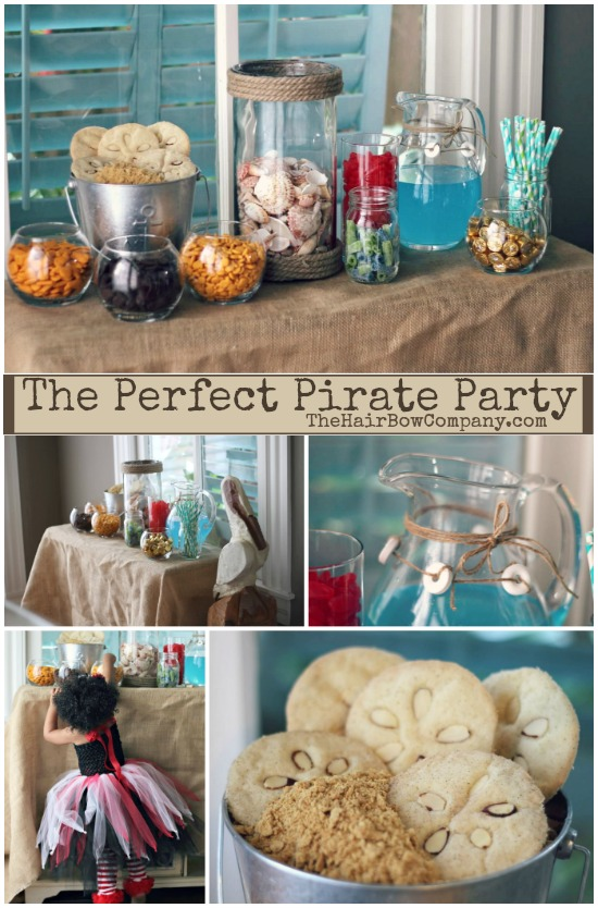simple pirate party