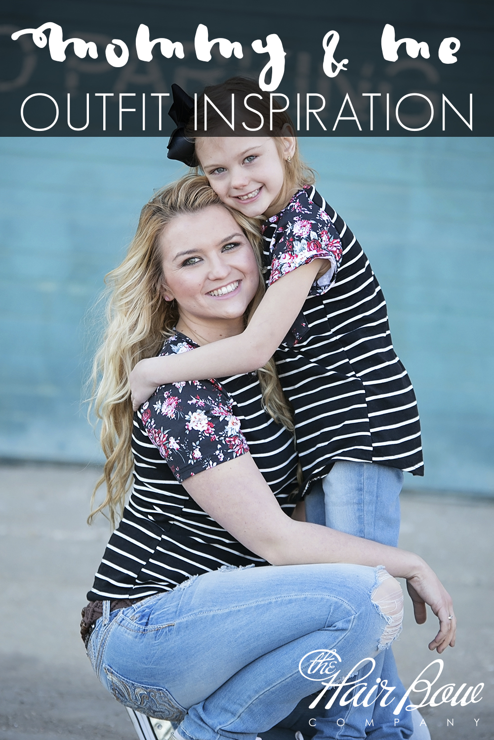 e042a466 Mommy and Me Clothing: 10 Great Outfit Inspirations - The Hair Bow ...